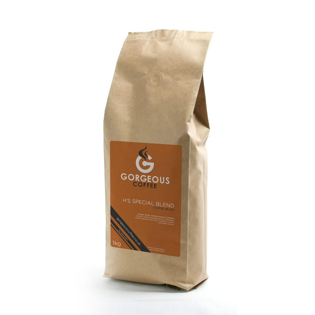 Gorgeous Coffee H Special Blend - 1kg