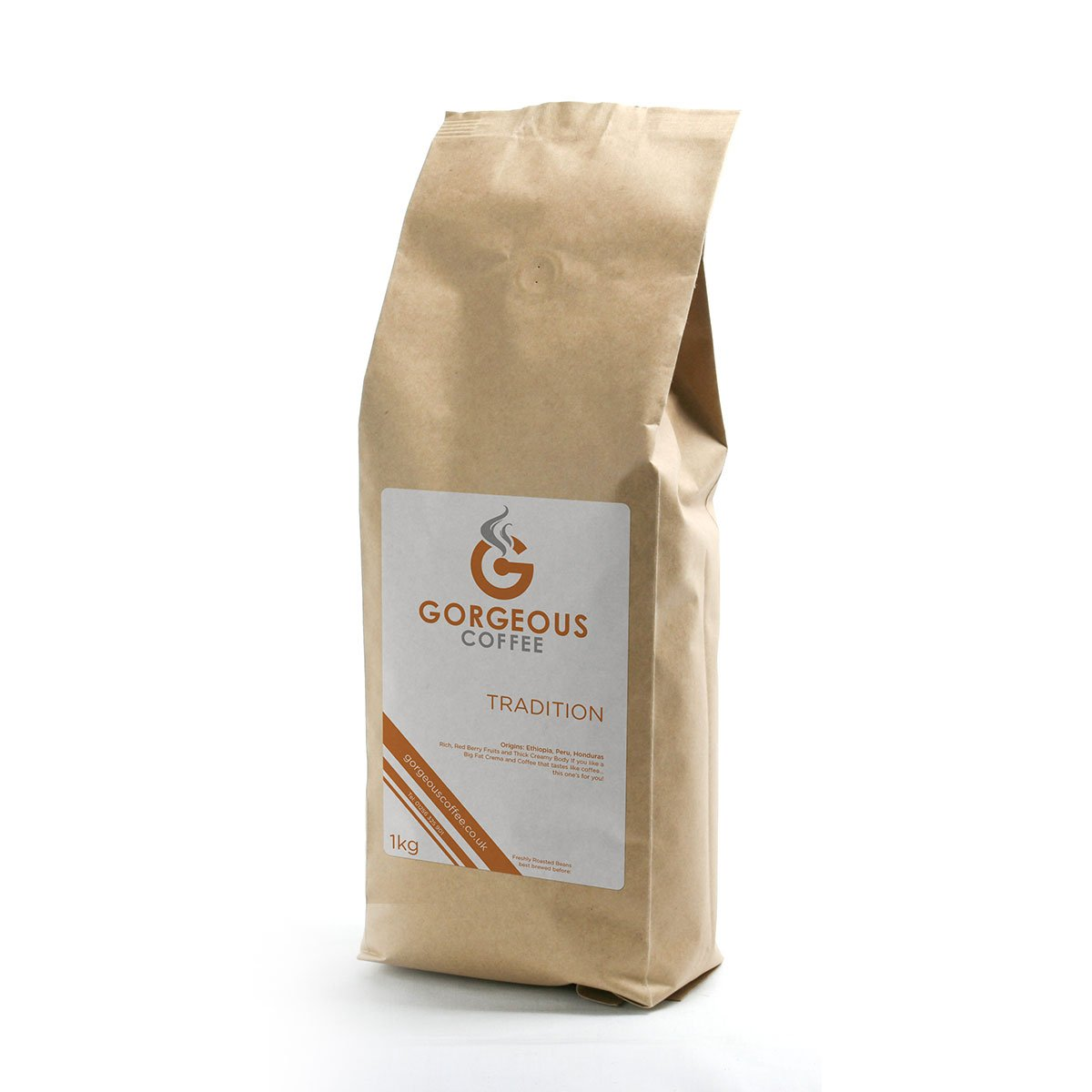Gorgeous Coffee Tradition Blend - 1kg