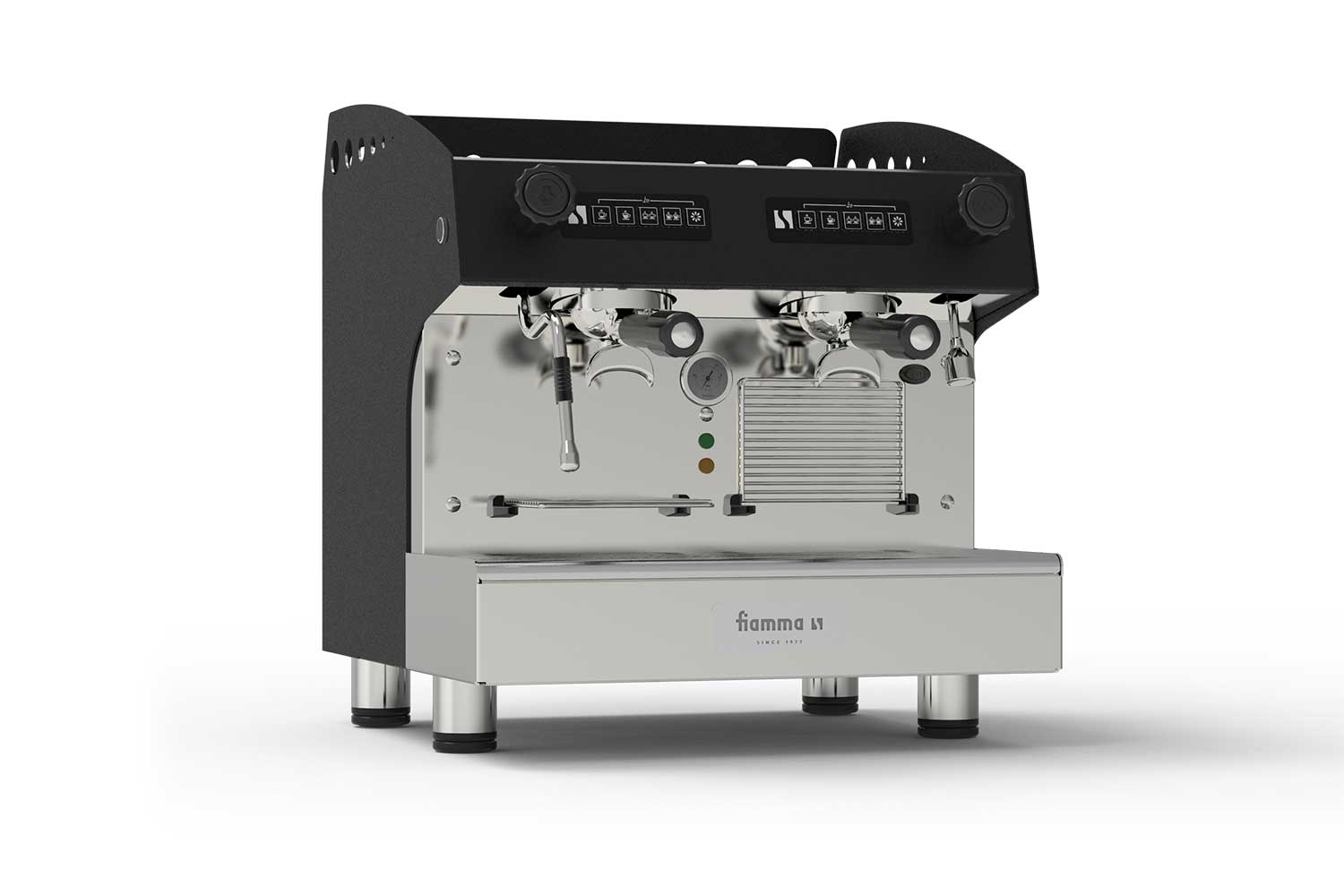 Fiamma Caravel 2CV Espresso Machine