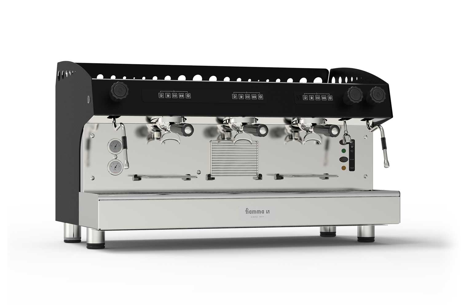 Fiamma Caravel 3CV Espresso Machine