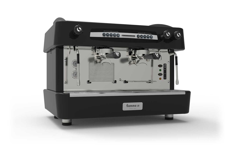 Fiamma Quadrant 2CV Espresso Machine