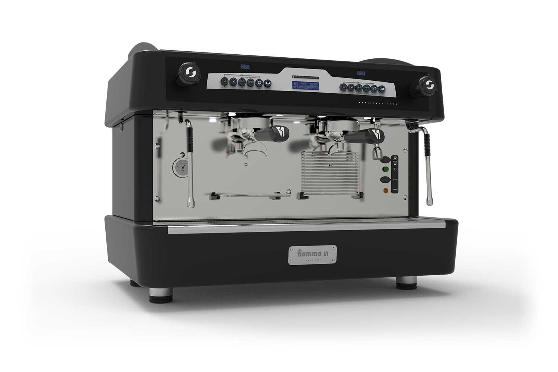 Fiamma Quadrant 2 Barista Espresso Machine